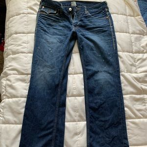 Men's True Religion Ricky jeans 34 waist